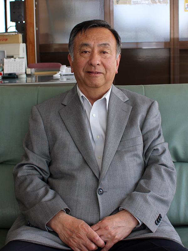 釧根石協理事長 豊田 高明 氏 - ...
